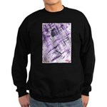 Purple Antagonism Sweatshirt (dark)