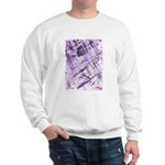 Purple Antagonism Sweatshirt