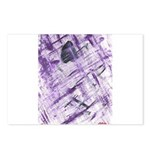 Purple Antagonism Postcards (Package of 8)