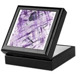 Purple Antagonism Keepsake Box