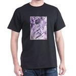 Purple Antagonism Dark T-Shirt