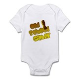Old School Gamer! Infant Bodysuit
