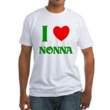 I Love Nonna Shirt