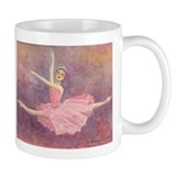 Sugar Plum Fairy Ballet Mug