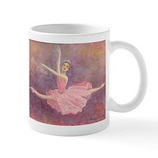 Sugar Plum Fairy Ballet Mug