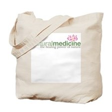 Natural Medicine Tote Bag