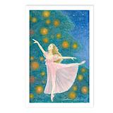 Ballet postcards Postcards