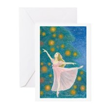 Clara Ballet Greeting Cards (Pk of 10)