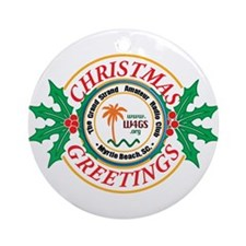 GSARC Christmas Ornament (Round)