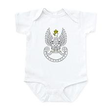 Polish Army Eagle Infant Bodysuit