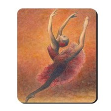 Spanish Dance Ballet Mousepad