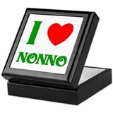 I Love Nonno Keepsake Box