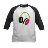House Music Headphones Tee