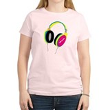 House Music Headphones T-Shirt