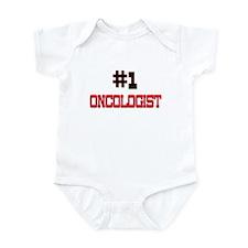 Number 1 ONCOLOGIST Infant Bodysuit