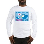 MOMMA'S LITTLE tweet HEART Long Sleeve T-Shirt