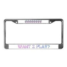 SWINGERS SYMBOL FMF License Plate Frame