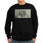 Black Cat Sweatshirt (dark)