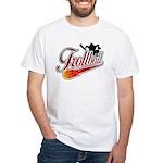 Trollball! White T-Shirt