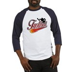 Trollball! Baseball Jersey