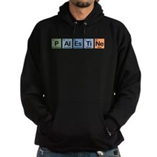 Palestine made of Elements Hoodie