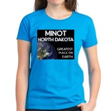 minot north dakota - greatest place on earth Women