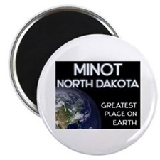 minot north dakota - greatest place on earth Magne