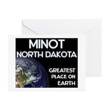 minot north dakota - greatest place on earth Greet