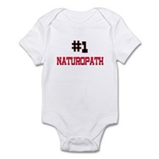 Number 1 NATUROPATH Infant Bodysuit