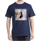Dobie Angel in Clouds T-Shirt