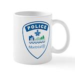 Montreal Police Mug