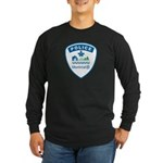 Montreal Police Long Sleeve Dark T-Shirt