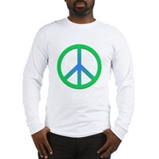 Peace! Long Sleeve T-Shirt