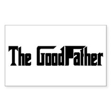 The GoodFather. Rectangle Decal