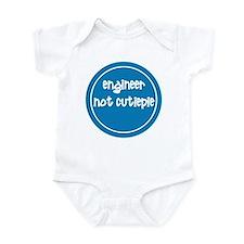 Engineer - Not Cutiepie - Infant Bodysuit