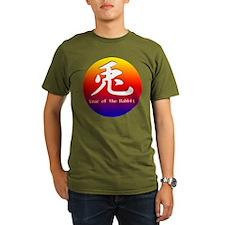 Rabbit Colors T-Shirt