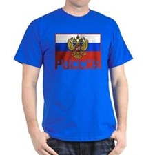 Russian Flag T-Shirt