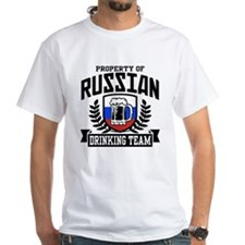 Russian Drinking Team Shirt