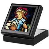 St Catherine Keepsake Box