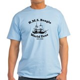 HMS Beagle world tour T-Shirt