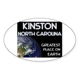 kinston north carolina - greatest place on earth S