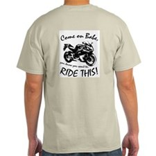 Ride This T-Shirt