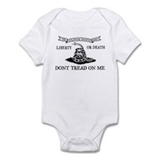 Culpeper Flag Infant Bodysuit
