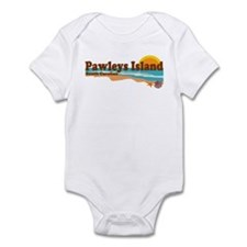 Pawleys Island SC Infant Bodysuit