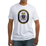 USS Bainbridge DDG 96 Navy Shirt