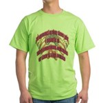 Patriot's Protection T-Shirts Green T-Shirt
