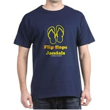 Jandal (Yellow) T-Shirt