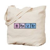 Brauer made of Elements Tote Bag