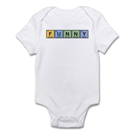Funny made of Elements Infant Bodysuit