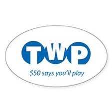 TWP 2009 Euro Decal